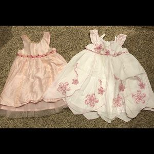 Other - 2 Little Girl Dresses